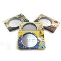 Buy cheap Custom printed window tea tin box product