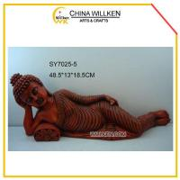 Buy cheap Polyresin Sleeping Buddha Statue for Souvenir from wholesalers