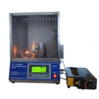 Buy cheap ASTM D1230,FTMS191-5908, CFR 16-1610, CALIF TB117 45 Degree Automatic Textile Flammability Tester from wholesalers