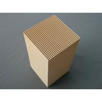 Buy cheap Thermal Storage Honeycomb Ceramic Monolith,Heat Regenerator from wholesalers