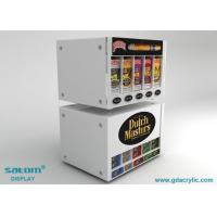 Buy cheap Cigarette Display Cabinet Of Floor Stand / Counter Top , Separable From Up And Down from wholesalers