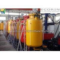 Buy cheap Automatic Large Flow Polyurethane Pouring Machine 22 - 98 KW ISO Certification product