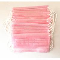 Buy cheap Disposable Personal Pink Disposable Hair bonnets For Tattoo Accessories , Semi Permanent Makeup from wholesalers