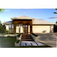 Buy cheap Customized Prefab Bungalow Homes Light Gauge Steel Material For Living from wholesalers