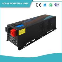 Buy cheap Microprocessor Control Solar Power Inverter Single Phase With LED / LCD Digital Display from wholesalers