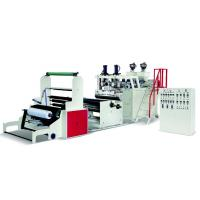 Buy cheap Co - Extrusion Cling Stretch Plastic Film Blowing Machine F2S Double Layer from wholesalers