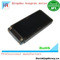 Buy cheap Superior quality CPU cooler radiator water cooling copper from wholesalers