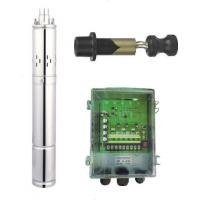 Buy cheap 24V DC Deep Well Submersible Screw Pump , Solar Powered Water Pump For Irrigation product