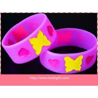 Ecofriendly Health DIY Custom Silicone Wristbands