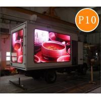Buy cheap P10 Real pixel full color Mobile LED Screen from wholesalers