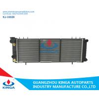 Buy cheap High Performance Aluminum Radiators For Jeep Cherokke Tank Size 70 * 284.5mm product