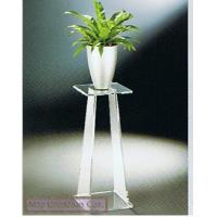 """Buy cheap 4.25"""" Clear Acrylic Vase Stand , Vase Pedestal Modern Furniture product"""