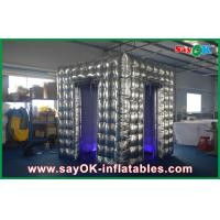 Buy cheap Portable Digital Inflatable Photo Booth Sliver for Event Decoration from wholesalers