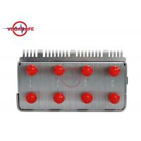 Buy cheap Military Grade Network Jamming Device , Mobile Phone Blocker Jammer 156*83*48mm Size from wholesalers