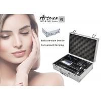 Buy cheap Suitcase Style Digital Permanent Makeup Machine Artmex V3 Unique Handle from wholesalers
