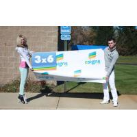 Buy cheap UV Proof Outdoor Banner Printing Large Format Custom Vinyl Banners from wholesalers