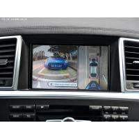 Buy cheap Video Record Car Reverse Parking Camera System For Merceders Benz, specific model, 4-way DVR product