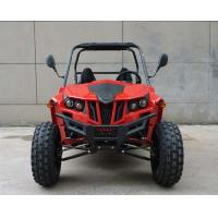 Buy cheap Footbrake / Hydraulic Disc 150cc Gas Utility Vehicles For Kids / Adults EEC EPA DOT from wholesalers