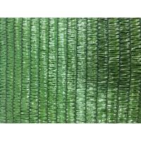 Buy cheap Warp Knitted Green Shade Cloth , 30-300 GSM Agricutural Farms Sun Screen Fabric from wholesalers