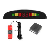 Buy cheap Wired Connectivity Rear Parking Sensor Kit / 4 Aftermarket Rear Parking Sensors from wholesalers