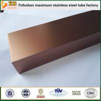 Buy cheap China Supplier Different Colored Stainless Steel Pipe product