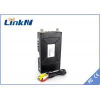 Wireless Digital Video Data Voice Transmitter Low Latency C322 RS232 7800mAh Battery