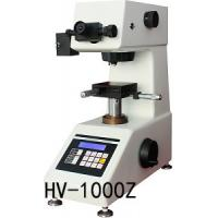 Buy cheap FEMA Micro Hardness Tester Vickers , Micro Hardness Testing Machine HV-1000Z from wholesalers