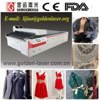 Buy cheap Automatic Garment Sample Laser Cutting Machine from wholesalers