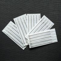 Buy cheap 3RS / 5RS Round Shader Tattoo Needles , Shading Needles for Tattooing from wholesalers