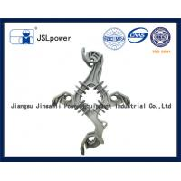 Buy cheap Low Voltage HDPE Power Line Spacers 15kV Easy Transportation Hard Materials product