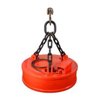 Buy cheap Crane Scrapyard Electromagnet 2T 10T Energy Saving Strong Attraction Force from wholesalers