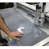 Buy cheap acrylic PMMA plexiglass router cutter plotter cutting table machine from wholesalers