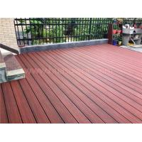 Buy cheap Ultra low maintenance wood plastic composite decking floor from wholesalers