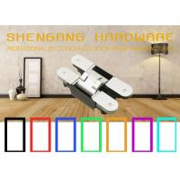 Buy cheap Commercial Wood Frames Concealed Invisible Door Hinges Removable Door Hinges Germany from wholesalers