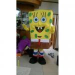 Buy cheap Mascot costume  SpongeBob from wholesalers