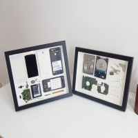 Buy cheap Wholesale custom home or office decorative picture frame simple picture frame from wholesalers