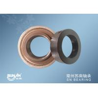 Buy cheap ISO Stock Ball Insert Bearings With Eccentric Bushing SA208 , Dia 40mm from wholesalers