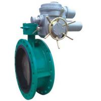 Buy cheap Electric Flanged Butterfly Valves DN450 With Motor 230V 50Hz from wholesalers