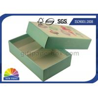 Buy cheap Embossing Printed Hard Rigid Gift Boxes Packaging Cardboard Boxes With Lids from wholesalers