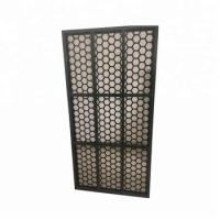 Buy cheap ISO 1165*585mm Long Working Time Steel Framed Shaker Screen Vibrator Sieve from wholesalers