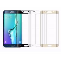 Buy cheap Strongest Adhesive Samsung Galaxy S6 Screen Protector Scratch Proof 3D Curved from wholesalers