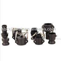 Buy cheap Polypropylene camlock coupling,PP camlock fitting,cam lock groove coupling,camlock quick coupler from wholesalers