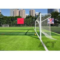 Bi - Color Fifa Artificial Turf False Grass High Simulation Anti Color Fading