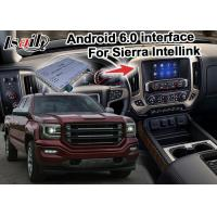 Buy cheap Quad core Android Navigation Box 6.0 Video Interface Box For GMC Sierra Etc from wholesalers