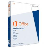 Buy cheap Microsoft Office 2013 Professional Online Free Download Setup Key from wholesalers