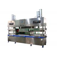 Buy cheap Biodegradable Semi automatic Tableware Making Machine for Molded Pulp Injection from wholesalers