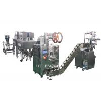 Buy cheap 5g Triangle Nylon Tea Bag Automatic Pouch Packing Machine 220V / 2KW from wholesalers