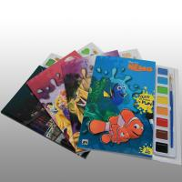 Buy cheap Hardbound English Childrens Book Printing Services A4 / A5 With Aqueous Coating from wholesalers
