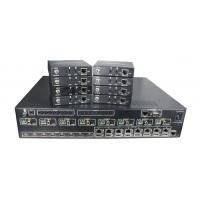 Buy cheap 8x8 Hdbaset Matrix Switch Selector with 3d 1.4a Edid Manager Control product