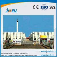 Buy cheap Jwell  PE WPC excellent antisepsis profile extrusion line from wholesalers
